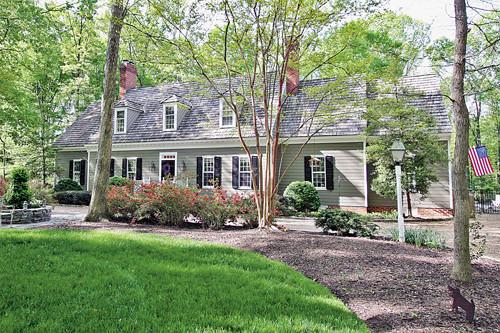 Home Listing at 16 Buck Branch Drive, GOOCHLAND, VA